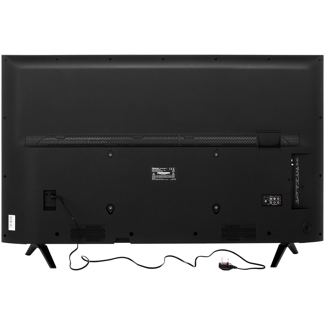 hisense 65 inch smart tv manual