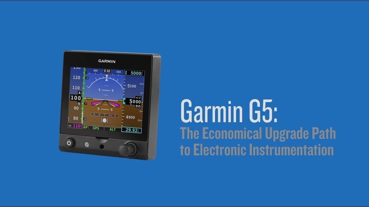 Garmin g5 hsi installation manual