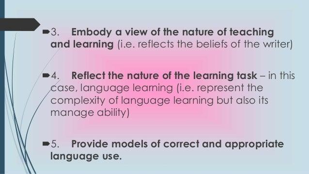 function english language instructional