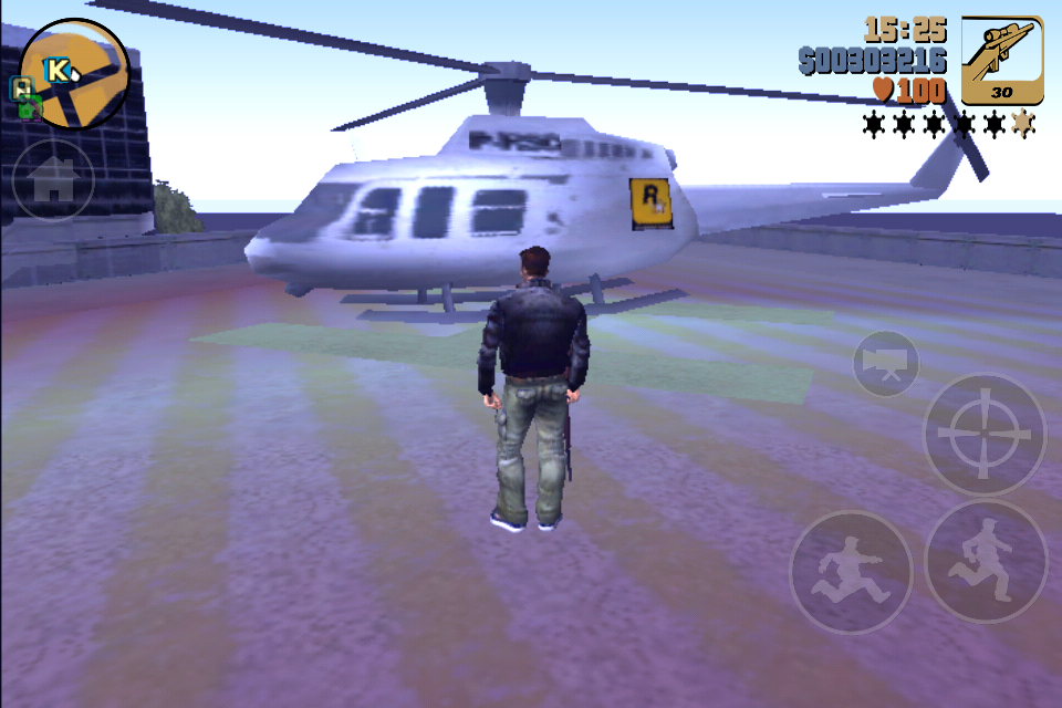 Gta 3 how to fly a helicopter
