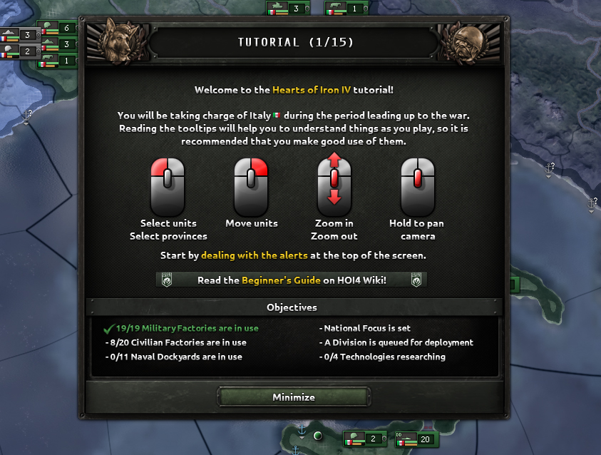 Hearts of iron 4 italy guide