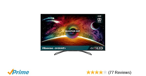 hisense 65 inch smart tv manual