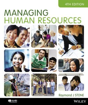 Human resource management raymond j stone pdf