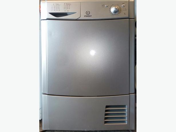 indesit condenser tumble dryer manual