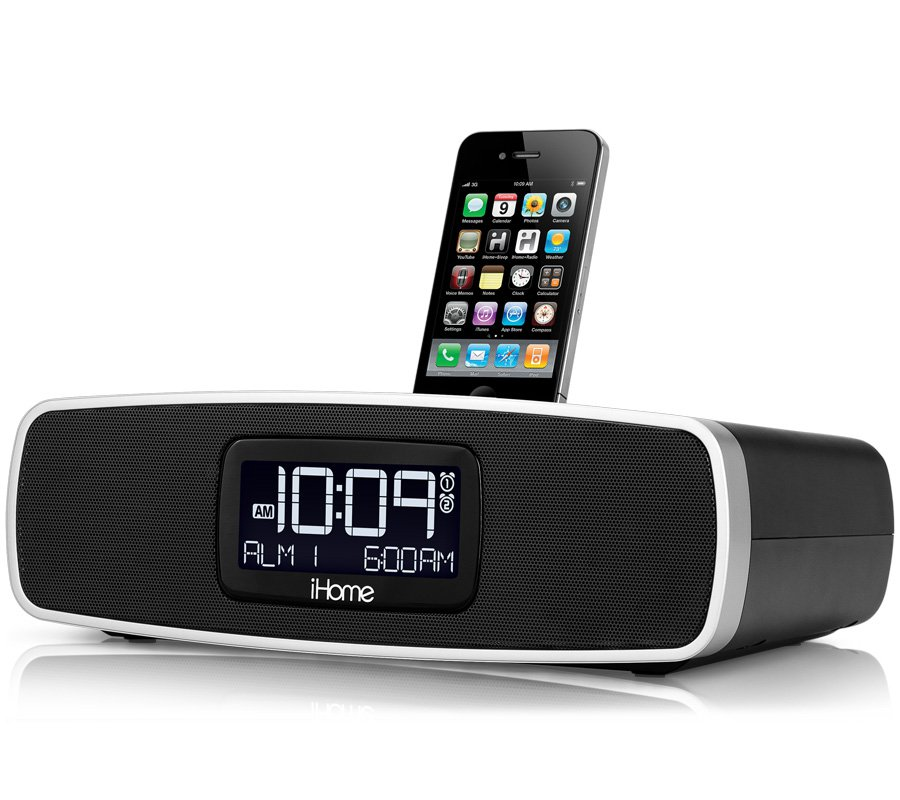 instructions for home and co clock radio