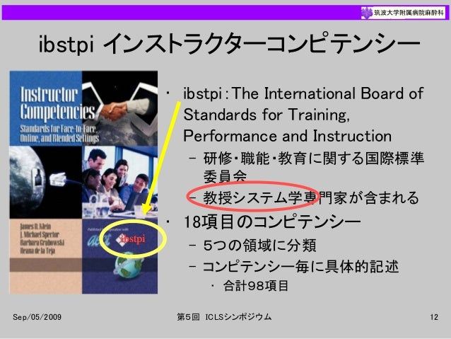 international board of standards for training performance and instruction