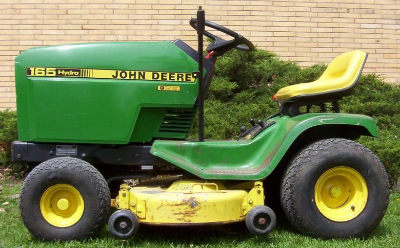 john deere 165 hydro manual