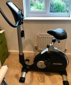 Kettler exercise bike instructions