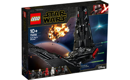 kylo ren ship lego instructions
