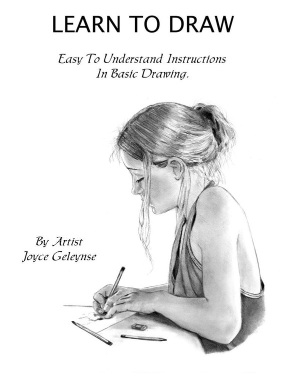 Learn to draw free pdf