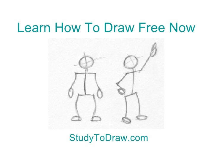 Learn to draw free pdf