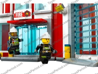 Lego city fire station 60110 instructions