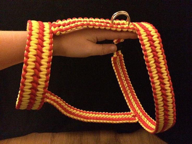 luna mix harness instructions