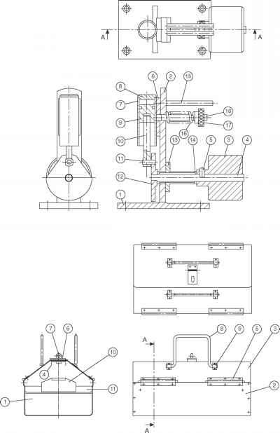 manufacturing drawings vs assembly instructions