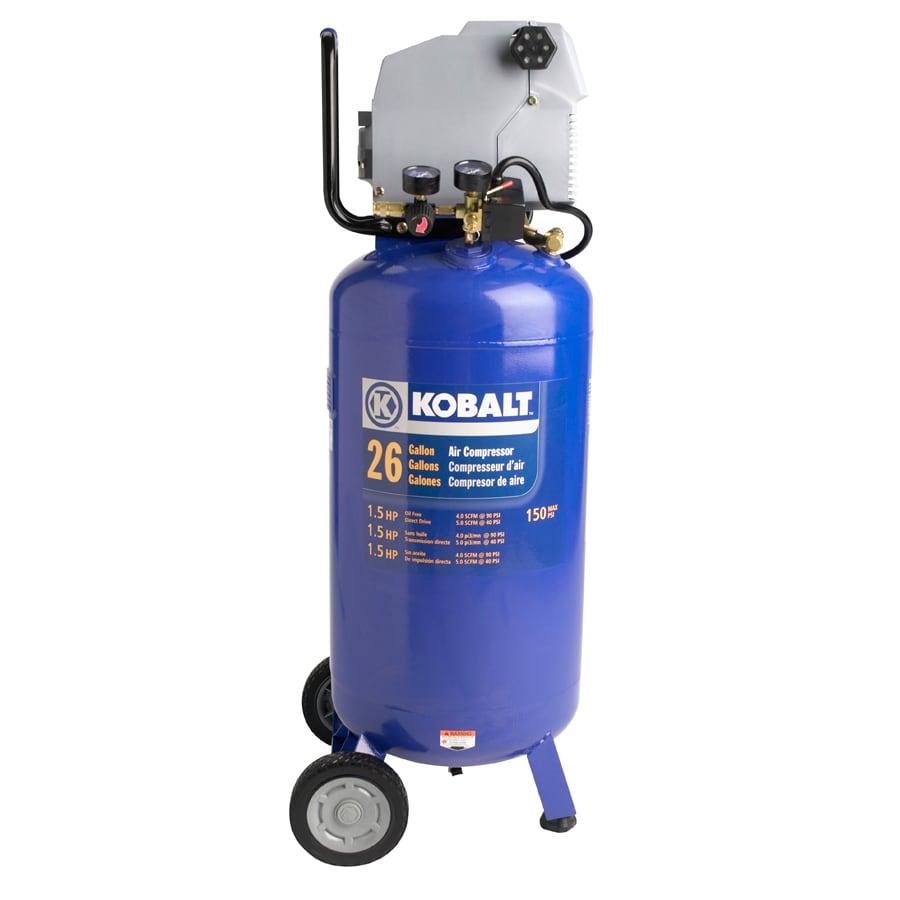 Mastercraft 26 gallon air compressor manual