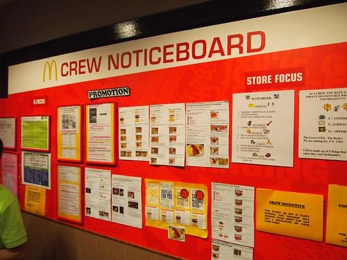 Mcdonalds crew training manual pdf