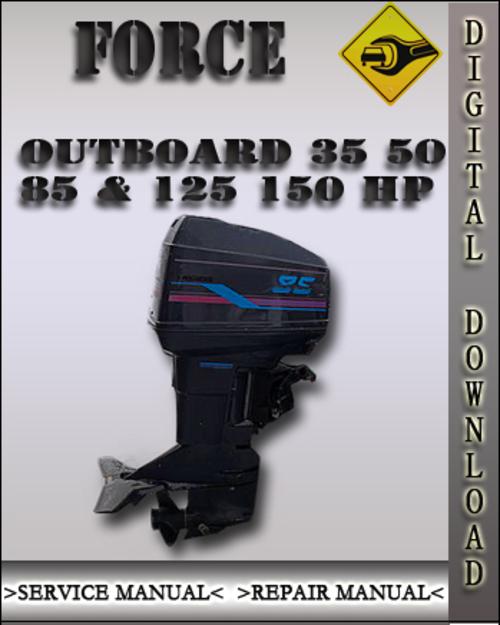 mercury 50 hp outboard repair manual
