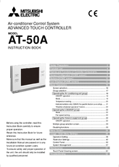 mitsubishi electric air conditioning user manual par f27mea