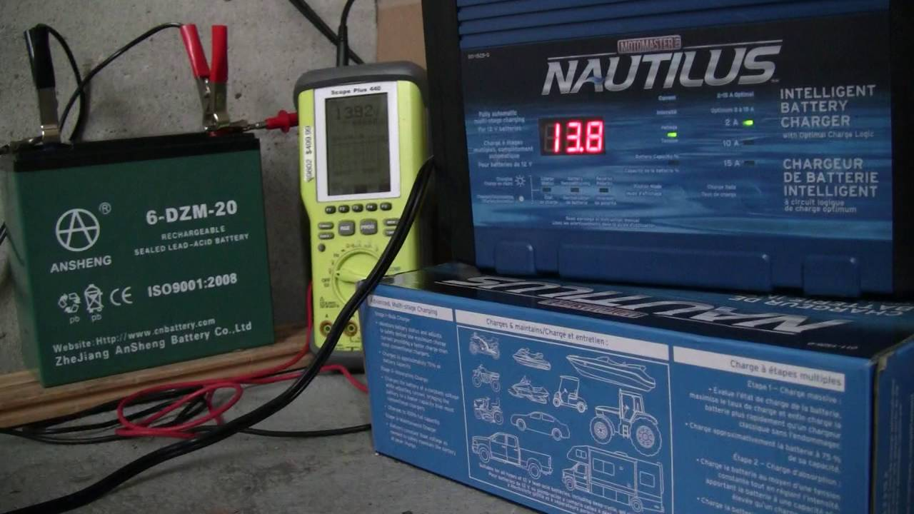 motomaster nautilus intelligent battery charger manual