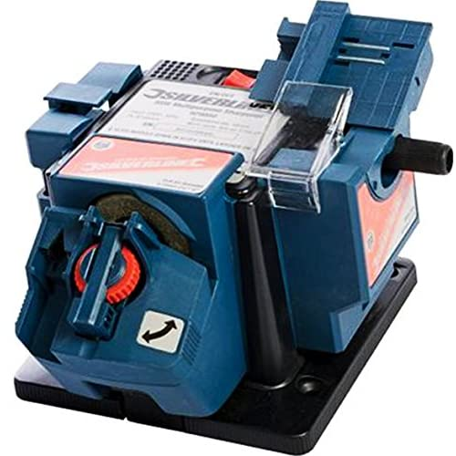 multi sharp drill bit sharpener instruction manual