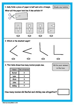 Naplan practice tests free pdf