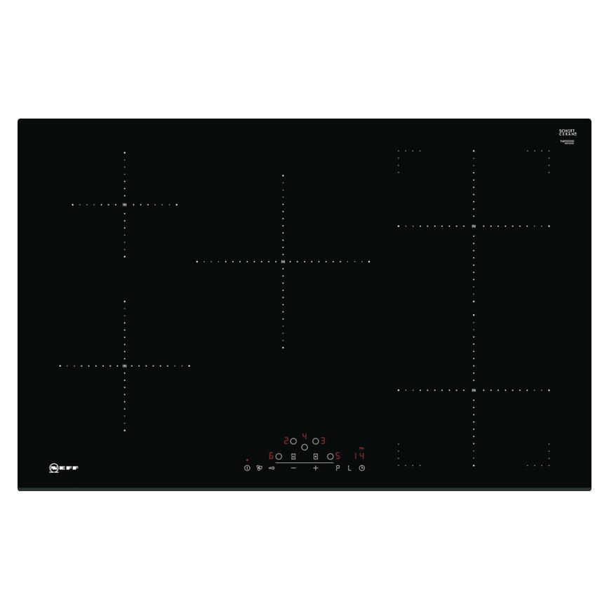 neff ceramic hob fitting instructions