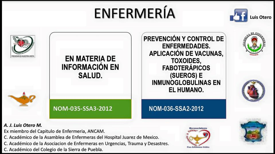 Normas oficiales mexicanas de salud pdf
