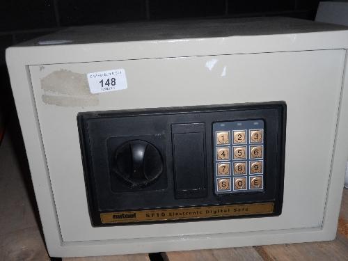 nutool sf10 electronic digital safe instructions