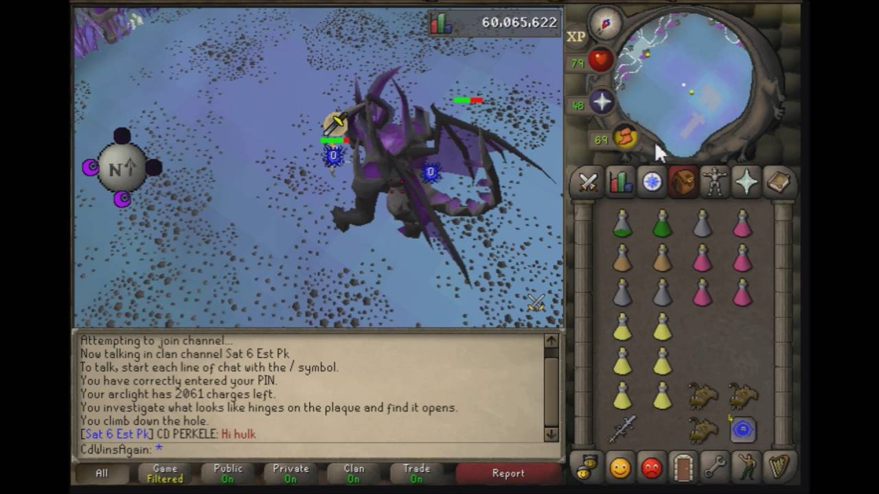 Osrs how to kill a ghost so that it drops
