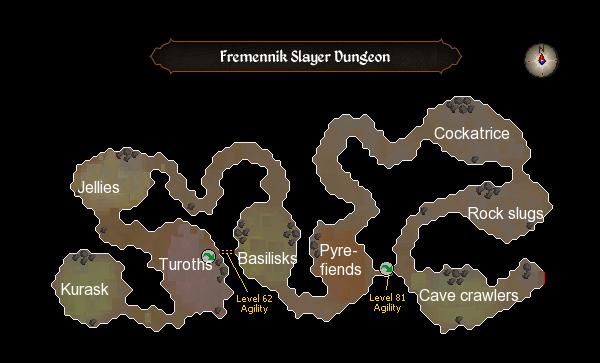 Osrs rock slugs slayer guide
