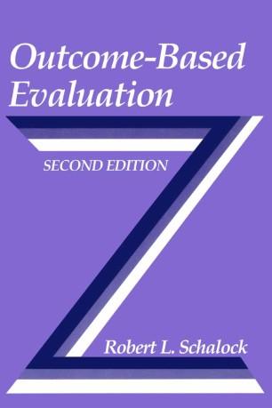 Outcome based evaluation model pdf