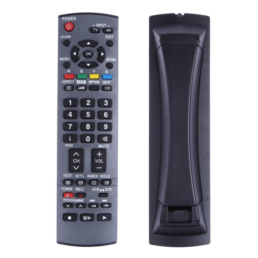 panasonic viera tv remote control manual