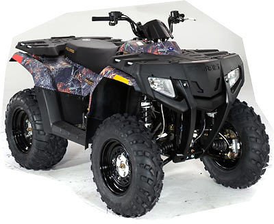 Polaris sportsman 400 service manual download