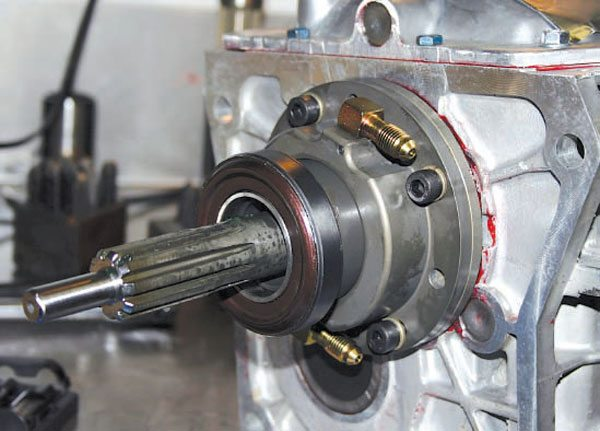 quartermaster hydraulic throwout bearing instructions