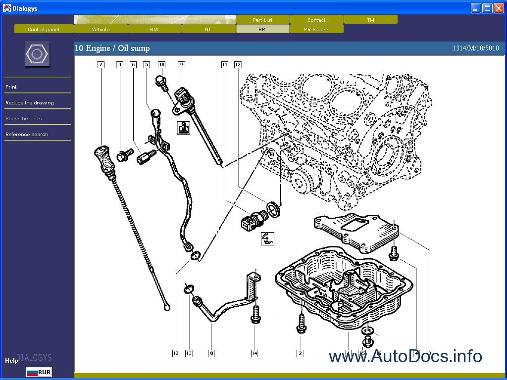renault megane coupe parts manual online