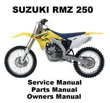 Rmz 250 manual pdf download