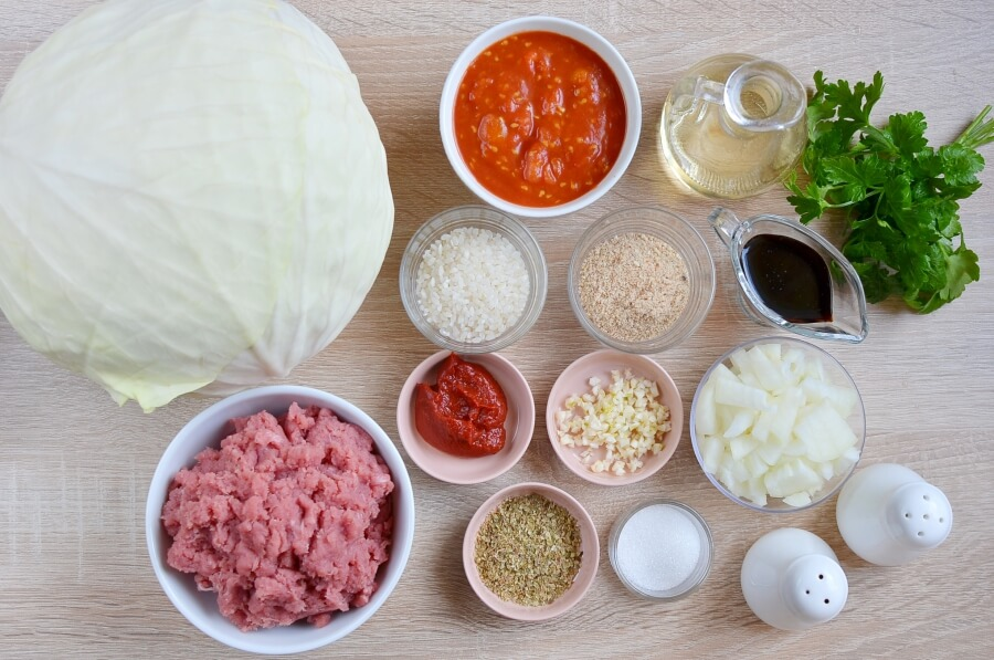 Round hard cabbage how to cook
