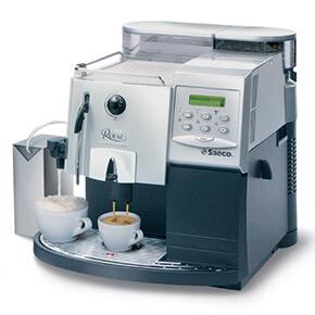 Royal saeco coffee machine manual