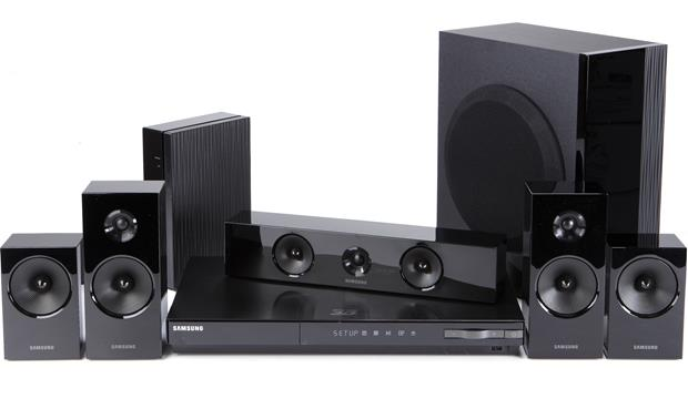 Samsung blu ray surround sound manual