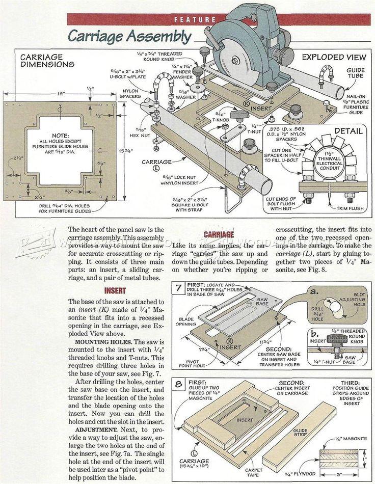 Shopnotes 88 panel saw pdf
