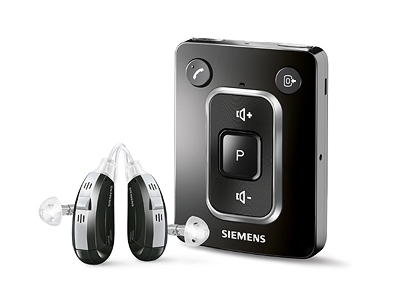 siemens hearing aid remote control manual