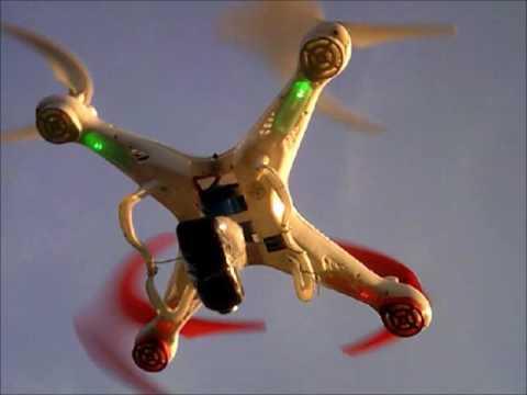 Striker spy drone how to fly
