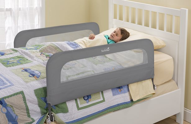 summer bed rail instructions