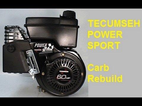 tecumseh 6.0 hp engine manual