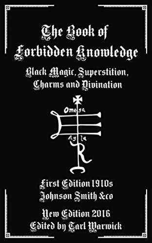 The book of forbidden knowledge pdf