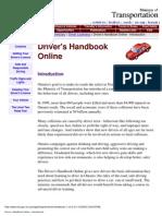 The official mto truck handbook download