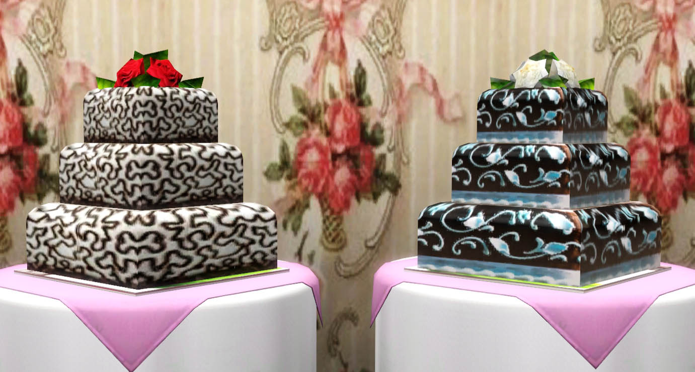 The sims 4 how to get wedding cake