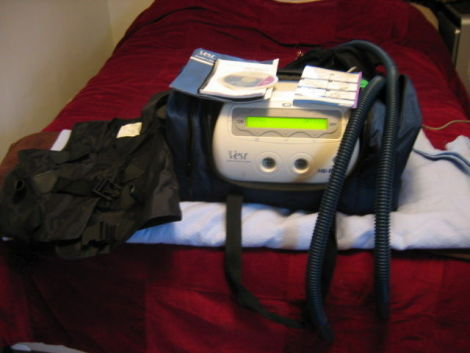 the vest airway clearance system model 105 manual