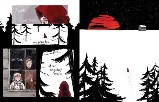 Through the woods by emily carroll pdf