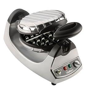 villaware waffle maker instructions